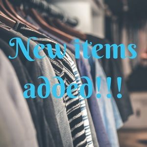 Tops - New items!